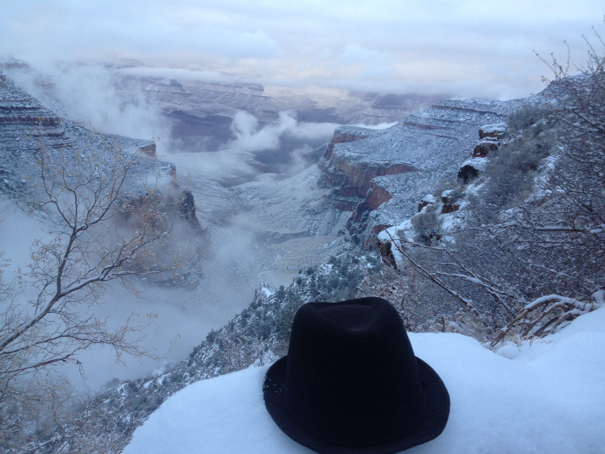 Grand Canyon by Winter